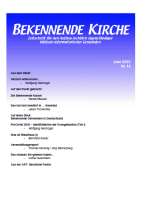 Titelblatt Heft 14