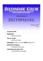 Titelblatt Heft 1
