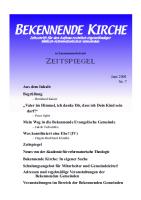 Titelblatt Heft 7